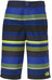 The North Face Boys' Latitude Water Short Honor Blue Print (H8U)